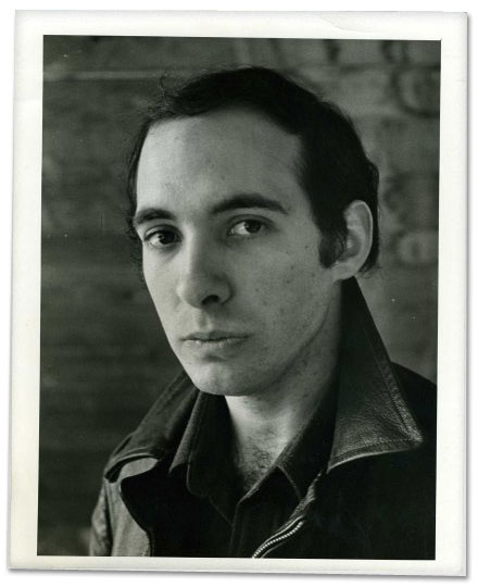 Jonathan Katz with hair